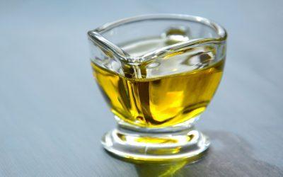 Aceite vegetal usado de origen domiciliario